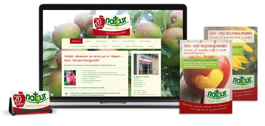 Marketing-Basics mit SpürSinn - Naturkost Herborn