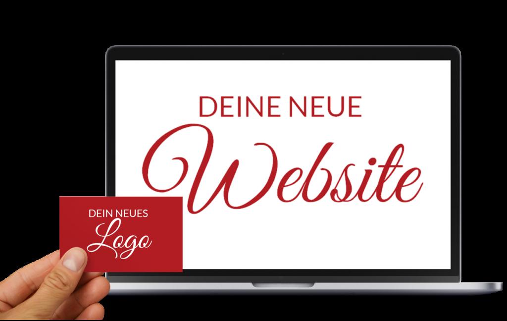 Marketing-Basics der Agentur SpürSinn - Logo, Visitenkarte, Website