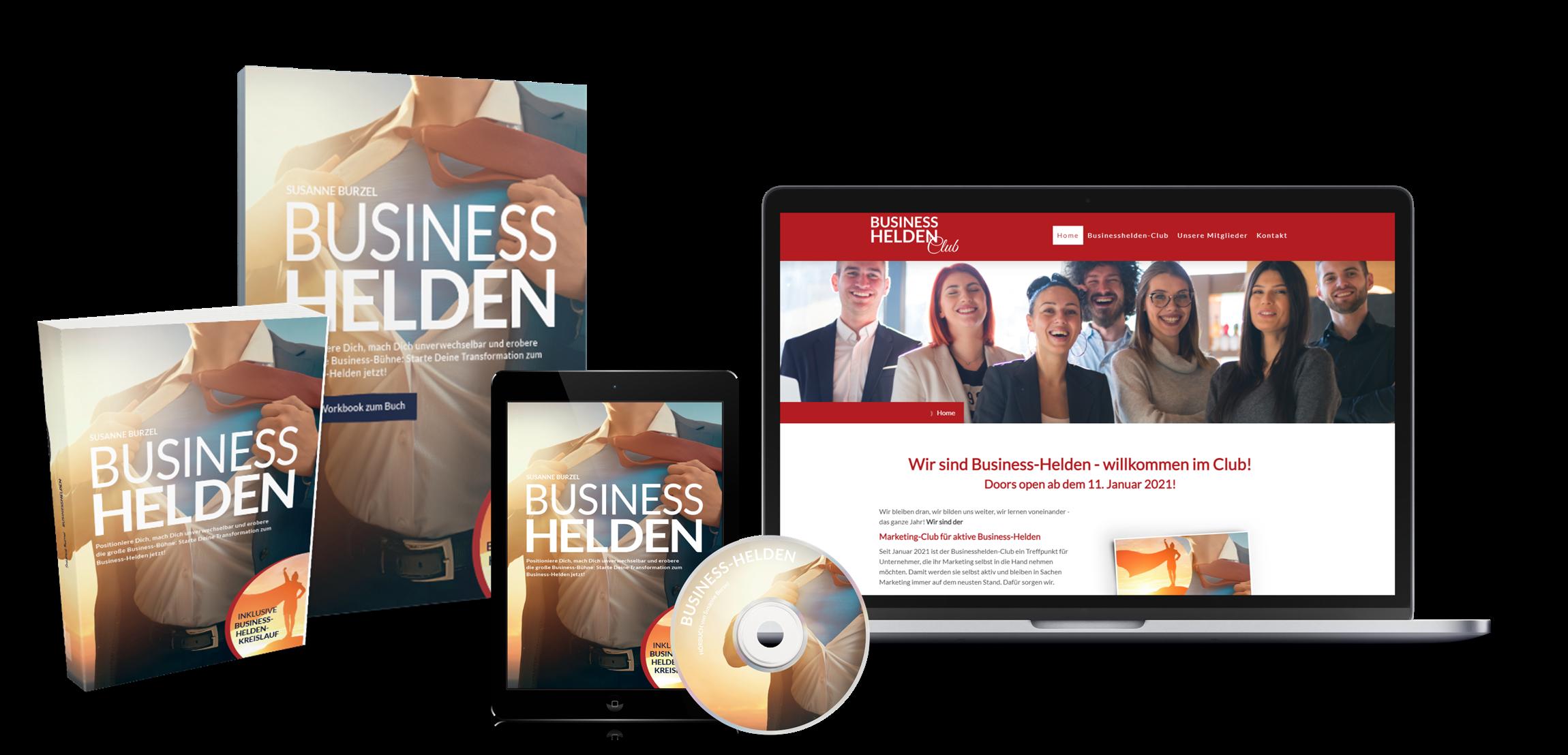Affiliate Programm Business-Helden