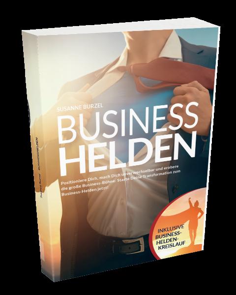 Buch BUSINESS-HELDEN