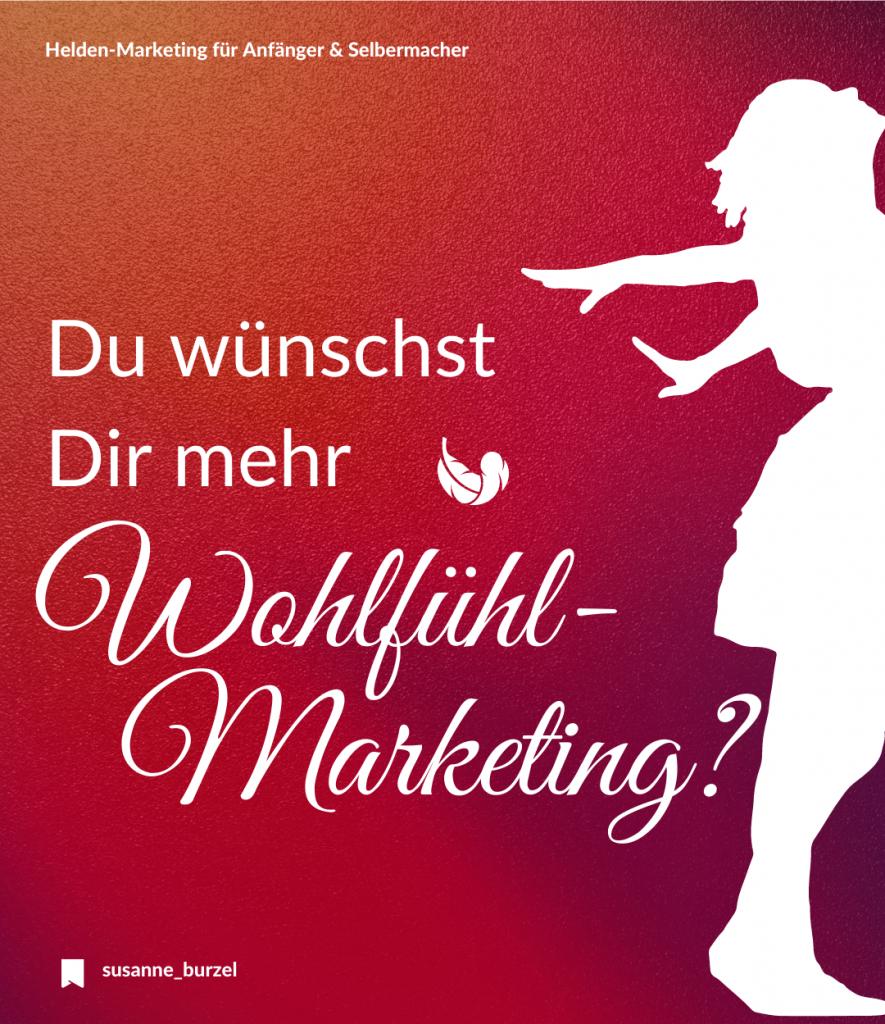 Marketingcoach - für mehr Wohlfühlmarketing